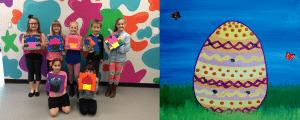 Easter 2015 Art Class
