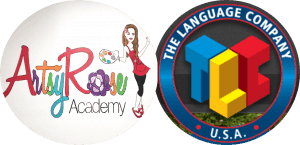 Artsy Rose Academy and The Language Company for Homeschool classes & After school activities in Edmond & Oklahoma City Metro Area