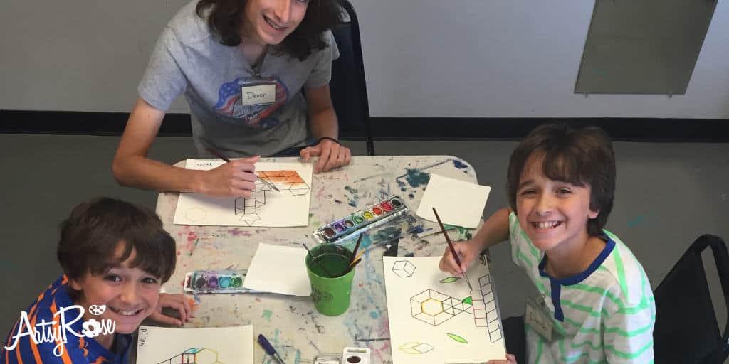 Art Homeschool classes in Oklahoma