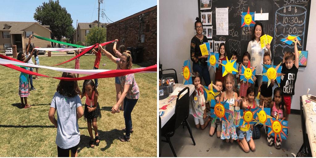 HomeSchool Art Classes in Oklahoma