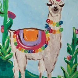 Join us for a fun painting class in northwest okc