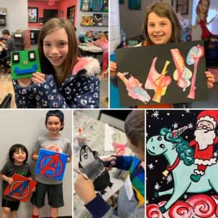 Winter Break classes at Artsy Rose Academy NW OKC