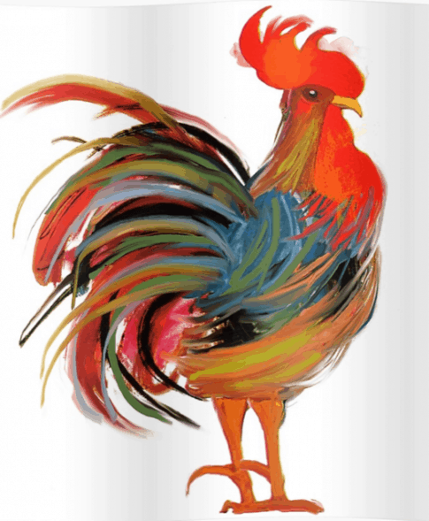 Timeless Rooster
