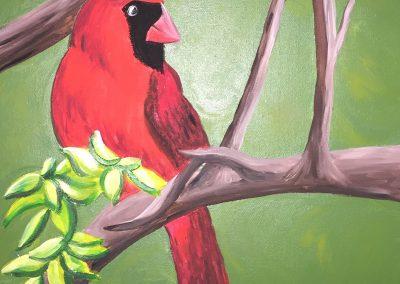 Adult painting design