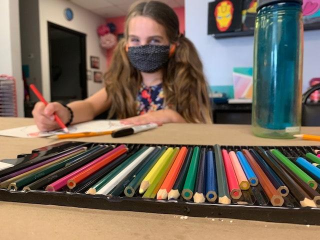 UpcomingHomeschool Daytime Art Enrichment September Classes 2021