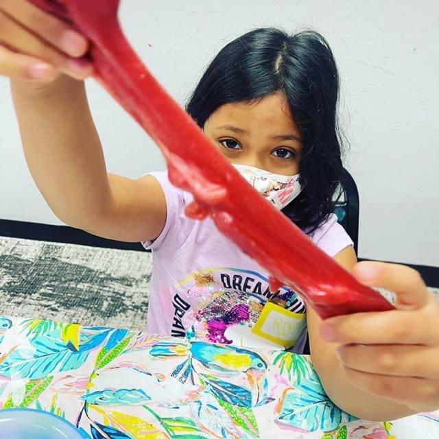 UpcomingNEW! Slime Krafty Kids Art Night October 1st